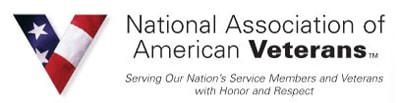National Association of American Veterans Logo