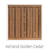 Ashland Golden Cedar