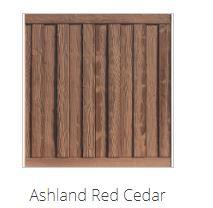 Ashland Red Cedar