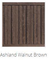 Ashland Walnut Brown